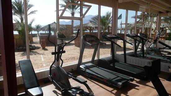 Swiss Inn Resort: gym