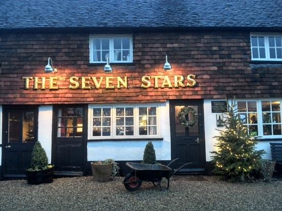 The Seven Stars at Leigh: The Seven Stars