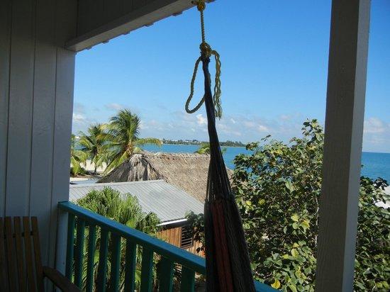 Seaspray Hotel: View from Seaview Room II