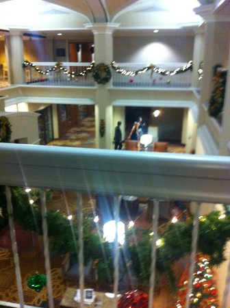 Kahler Grand Hotel: Hotel lobby