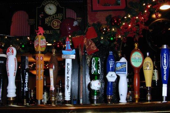 Hurley's Saloon: пиво