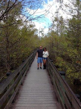 Six Mile Cypress Slough Preserve: thanksgiving