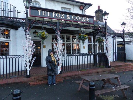 The Fox & Goose Hotel: Hotel Pub