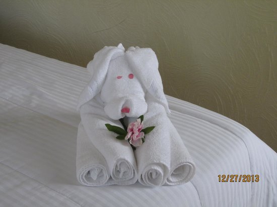 Arenal Springs Resort and Spa: Another Cute Towel Animal
