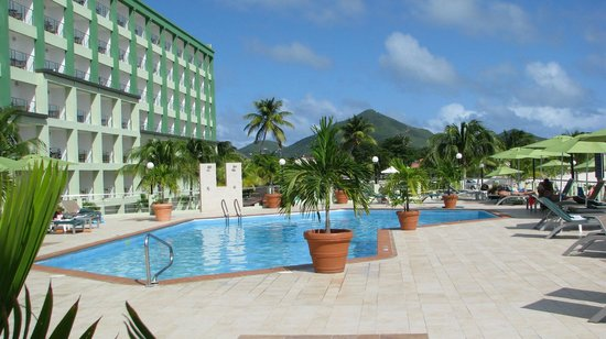 Great Bay Beach Resort, Casino & Spa : pool