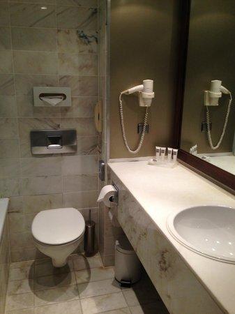 Swissotel Amsterdam: Swissotel bathroom