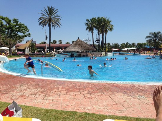 Cambrils Park Resort : Polynesian Sea