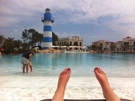 Cambrils Park Resort: La Mediterrània Beach