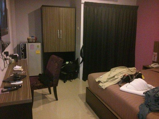 Airy Resort : Habitación