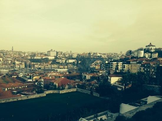 The Yeatman : vista do Porto