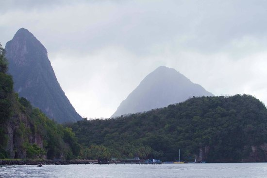 Son of Man Sea Tours : Pitons