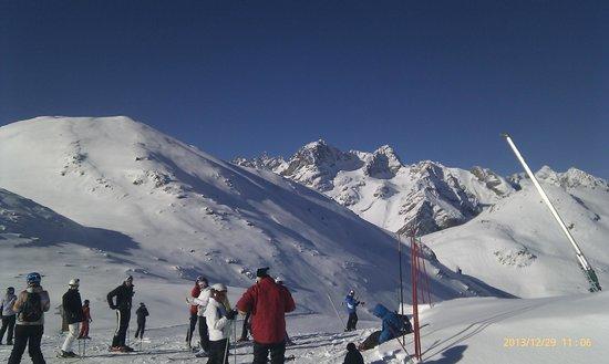 Serre Chevalier Vallée: panorama