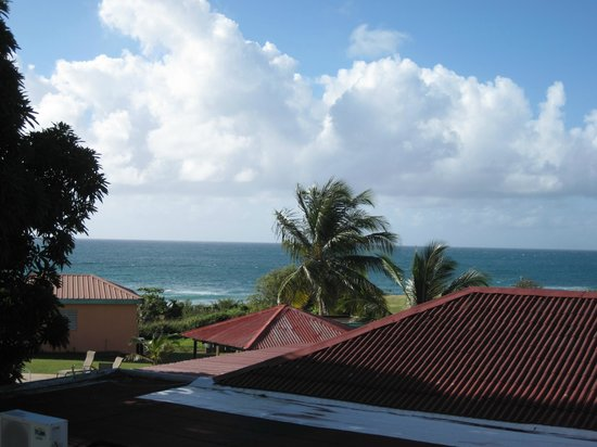 Hector's by the Sea: View from Casita #1