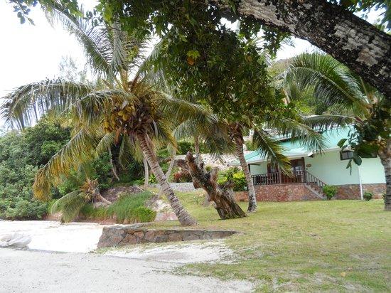 Hotel L'Archipel: Our bungalow