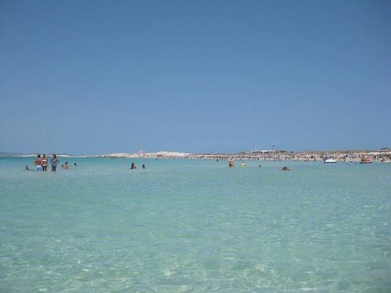 Grupotel Cala San Vicente: Formentera