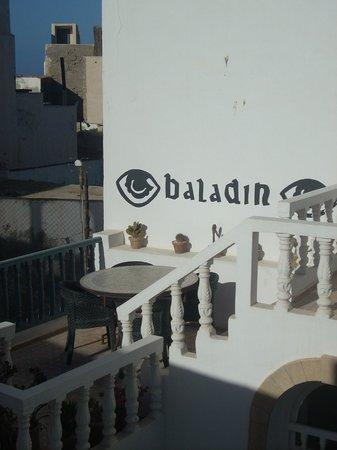 Riad Baladin : Breakfast in the sun