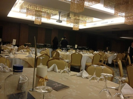 Arty Grand Hotel : Γενική άποψη εστιατορίου