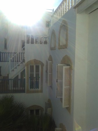Riad Baladin : View from our room