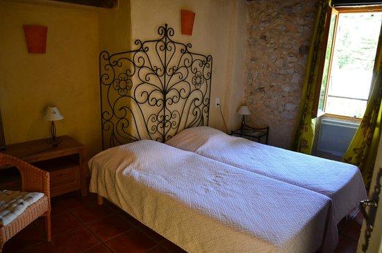 Le Relais du Mont Ventoux : Unser Bett