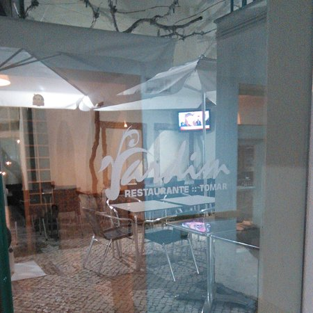 Restaurante Jardim: esplanada