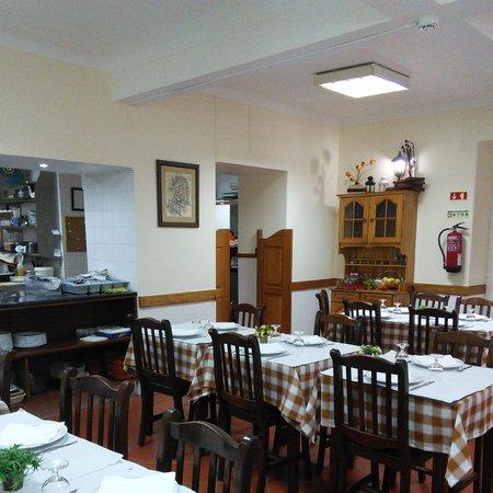 Restaurante Jardim: sala 1