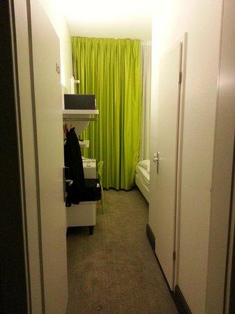 Hotel City Inn: Zimmer