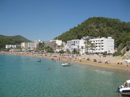 Grupotel Cala San Vicente: Spiaggia