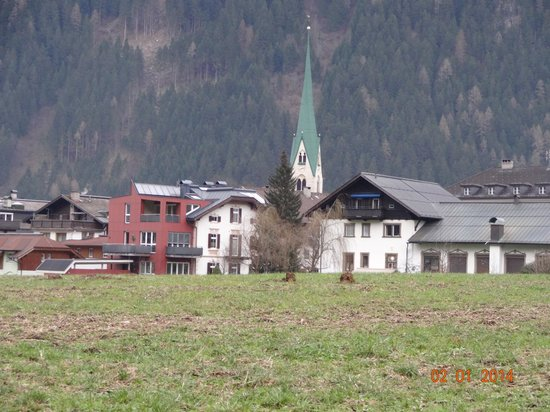 Berghof: town