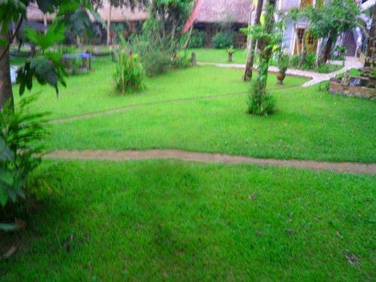KokosNuss Garden Resort: the garden