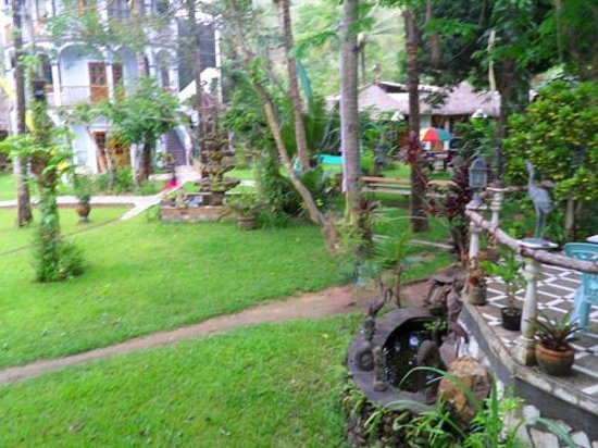 KokosNuss Garden Resort: the garden