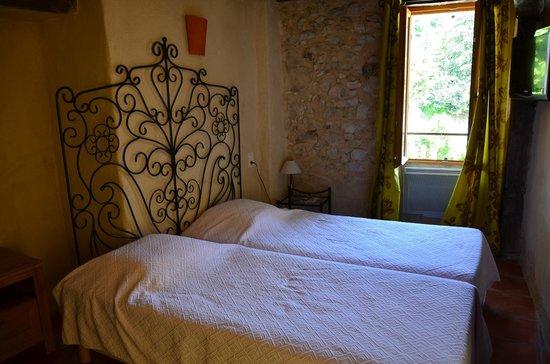Le Relais du Mont Ventoux: Unser Zimmer