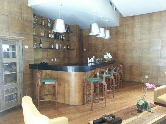 Iberostar Praia do Forte: salle pour fumeur