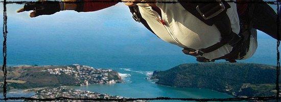 كنيسنا, جنوب أفريقيا: Skydive Knysna