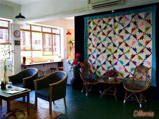 Dillenia Guest House: Lobby