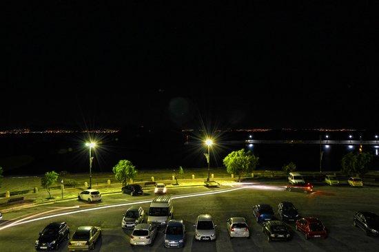 Kos Junior Suites: Panorama dalla camera sul porto