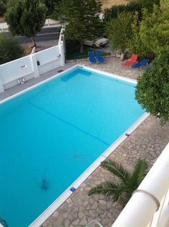 Apollon: swimmingpool