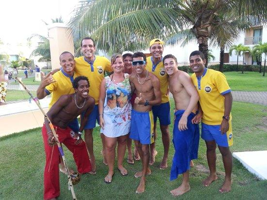 Iberostar Praia do Forte: animaçao è muito bon