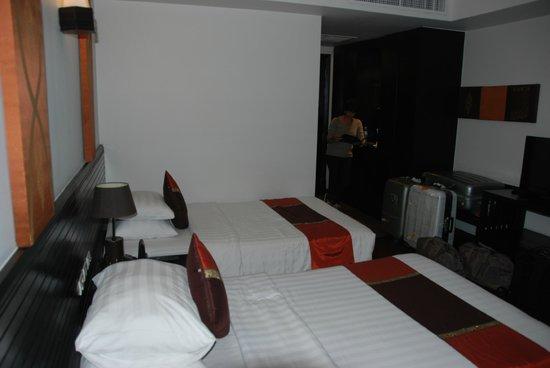 Tara Angkor Hotel: Chambre TWIN