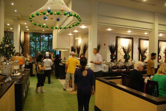 Tara Angkor Hotel : hall