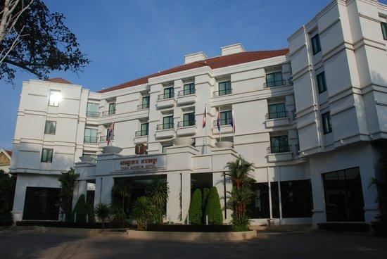 Tara Angkor Hotel : FACADE