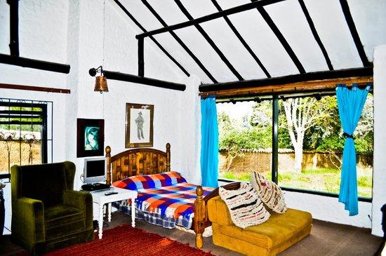 La Juanita Finca Verde: Bedroom