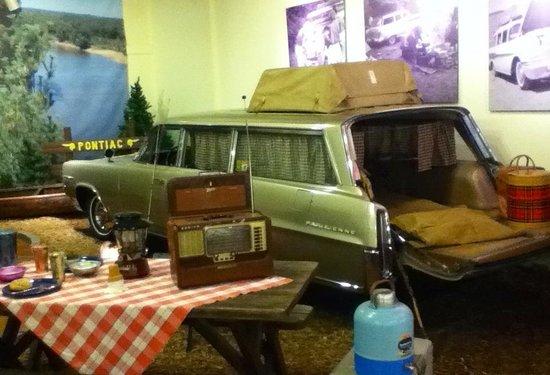 Pontiac-Oakland Automobile Museum: Pontiac Station Wagon