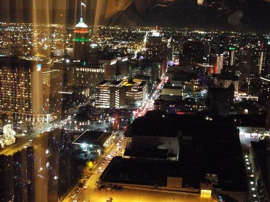 San Antonio Marriott Rivercenter: City View