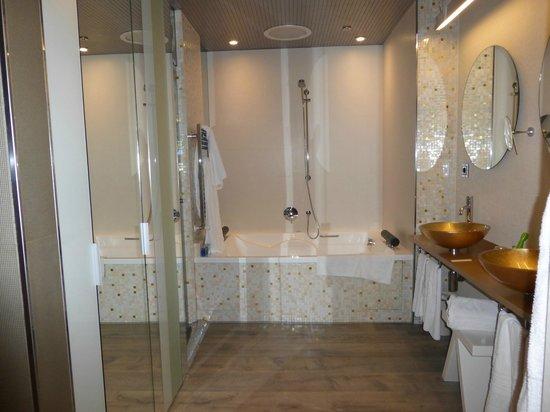 Princesa Munia Hotel & Spa: Cuarto de baño