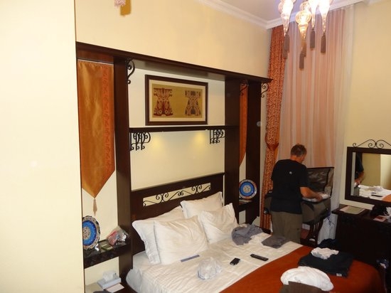 Ottoman Hotel Imperial: Room