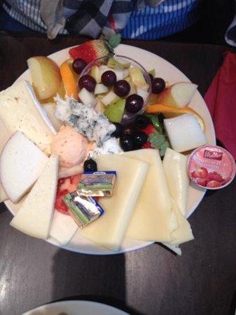 Aurum: cheese please