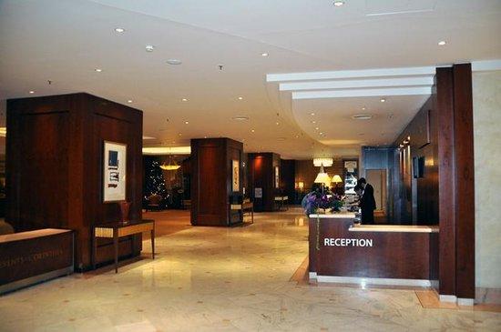 Corinthia Hotel Prague : Lobby