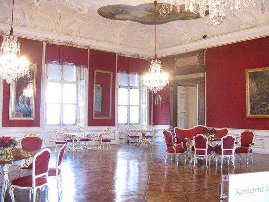 Residenzgalerie Salzburg: saloni residenz