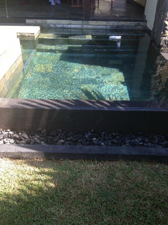 Four Seasons Resort Mauritius at Anahita: Privat-Pool