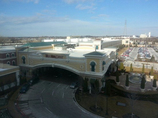 River City Casino & Hotel: Our view